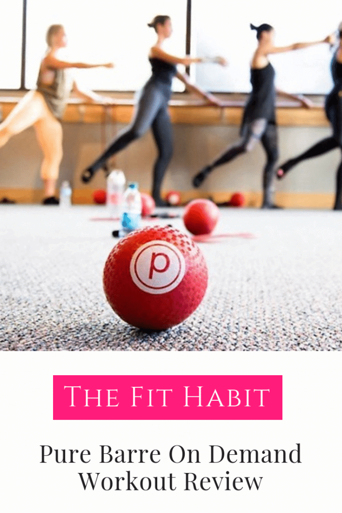 pure barre on demand workout review