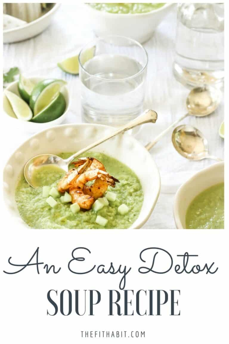 easy detox soup recipe