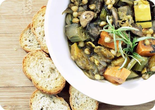 mushroom-wheatberry-stew