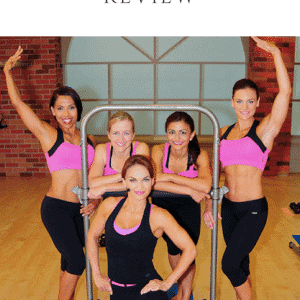 {SWEAT} Workout DVD Review: Cathe Friedrich's Turbo Barre