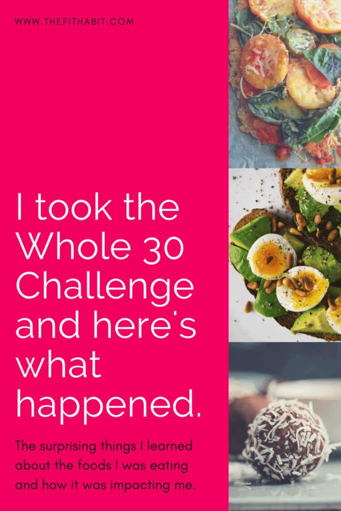 Whole 30 review