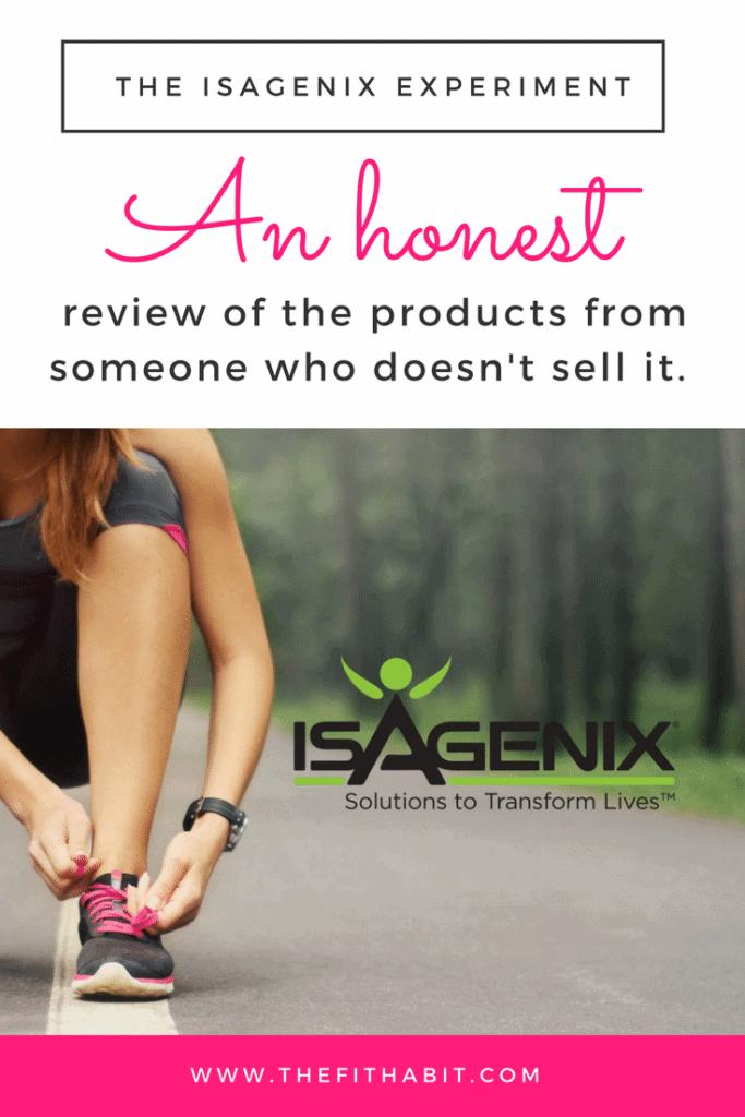isagenix honest review