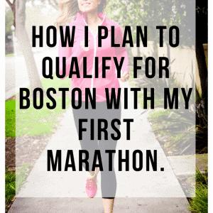 boston qualify first try
