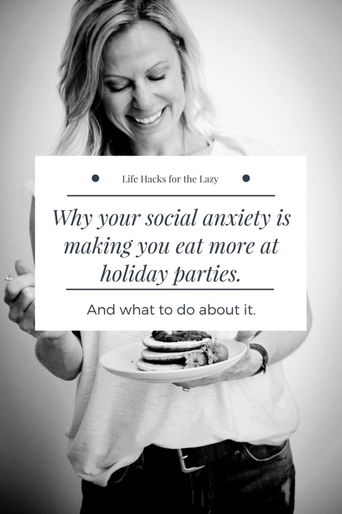 social anxiety and overeating