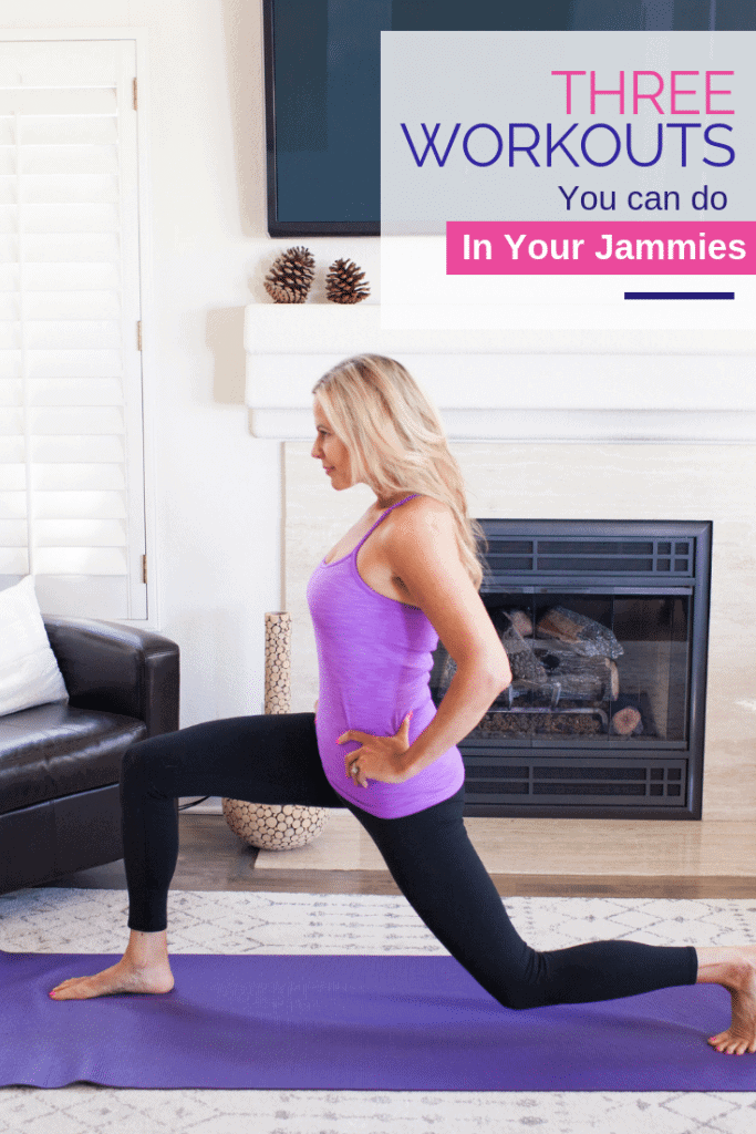 Home workouts you can do anywhere