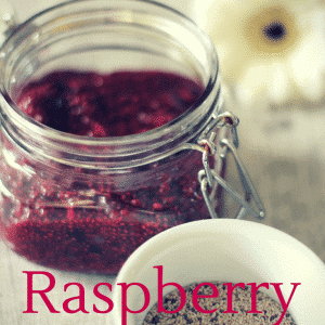 Raspberry Compote – A healthy, protein-rich alternative to jam