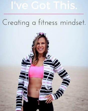I've got this:  The Fitness Mindset