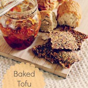 Tofu Cheese Spread (Chevre) Recipe