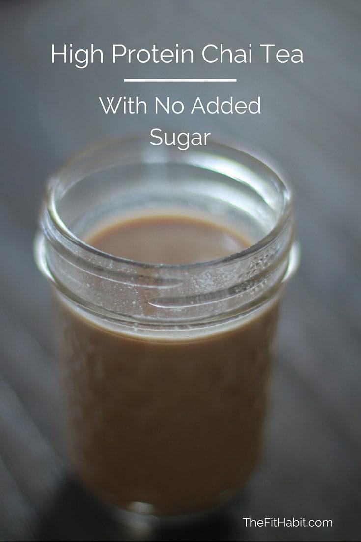 SUGAR FREE CHAI TEA