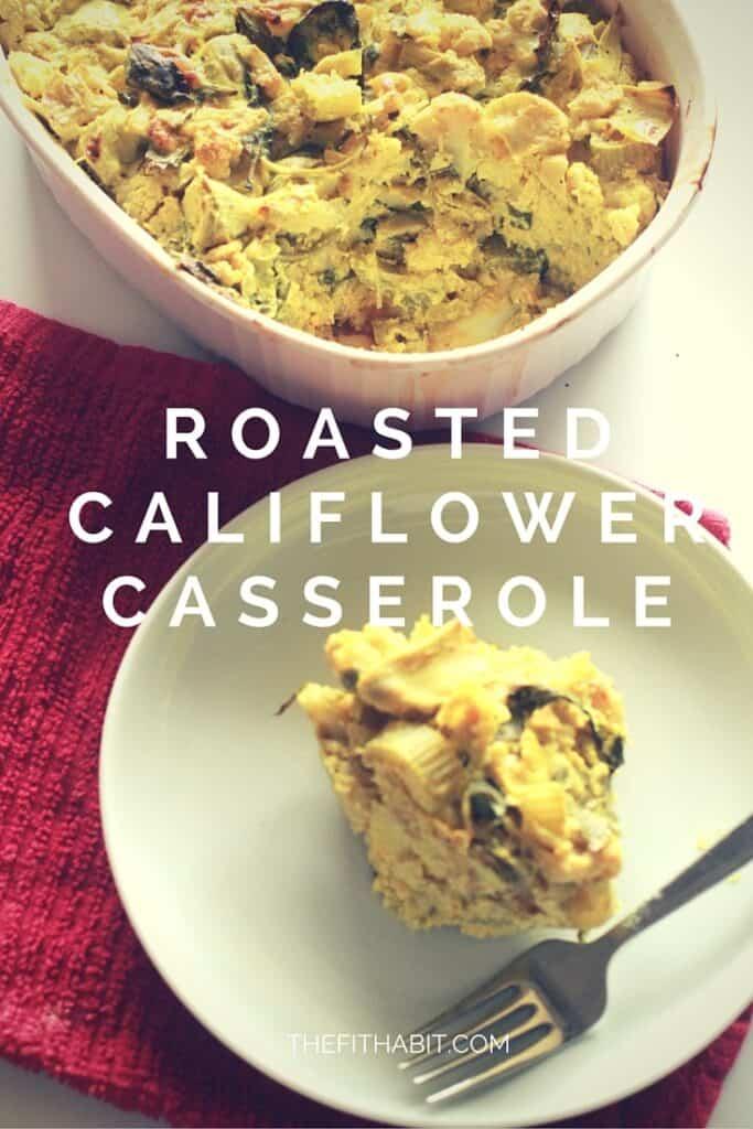 RoastedCaliflowerCasserole