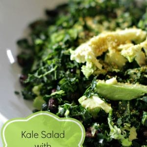 {EAT} Kale Salad at Tee Pee Par-tays in Beverly Hills