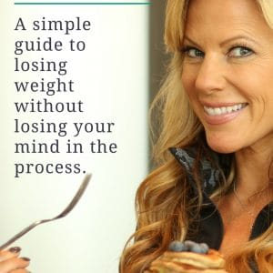 Why Diets Don't Work: How to actually lose weight without losing your mind.