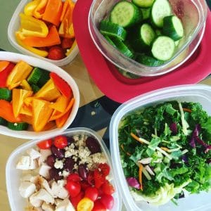 Meal Prep: The No-Brainer That Saves Time, Calories and Money.
