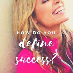 Episode 9: How do you define success?