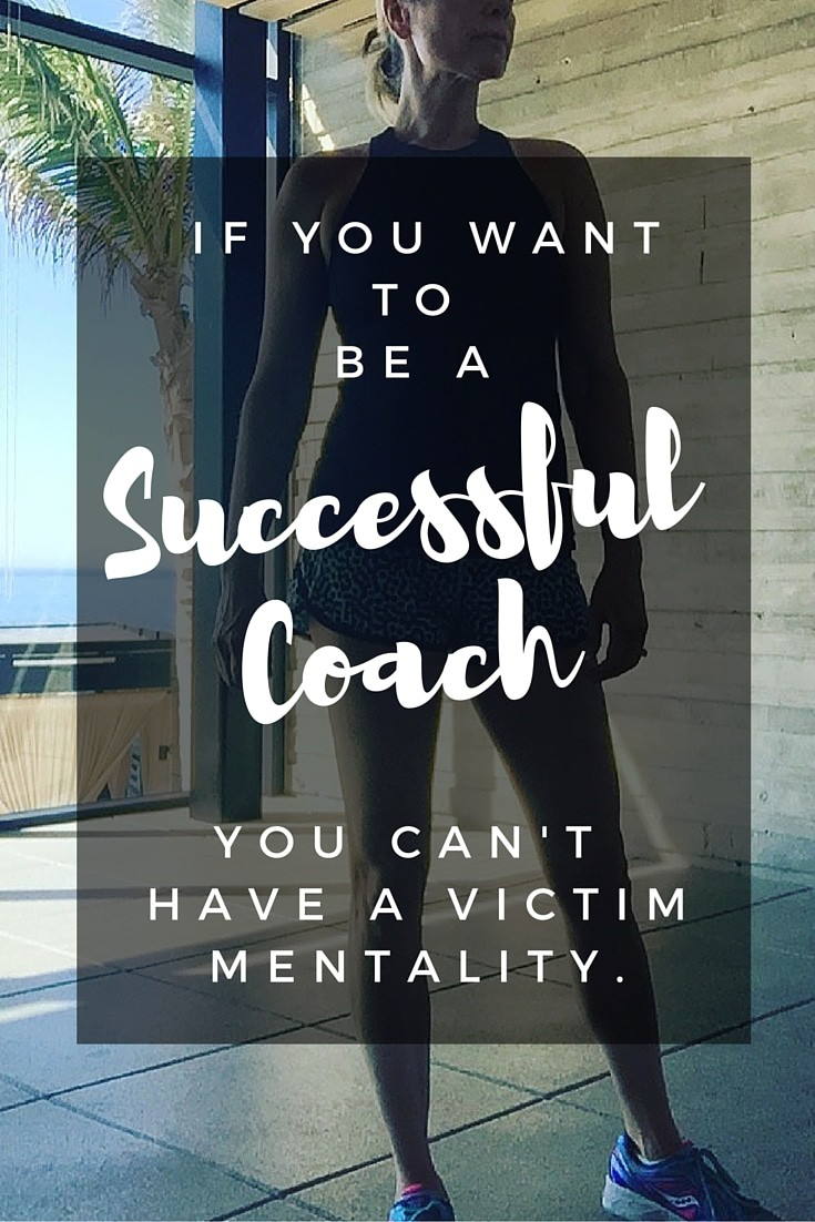how to be a successful coach