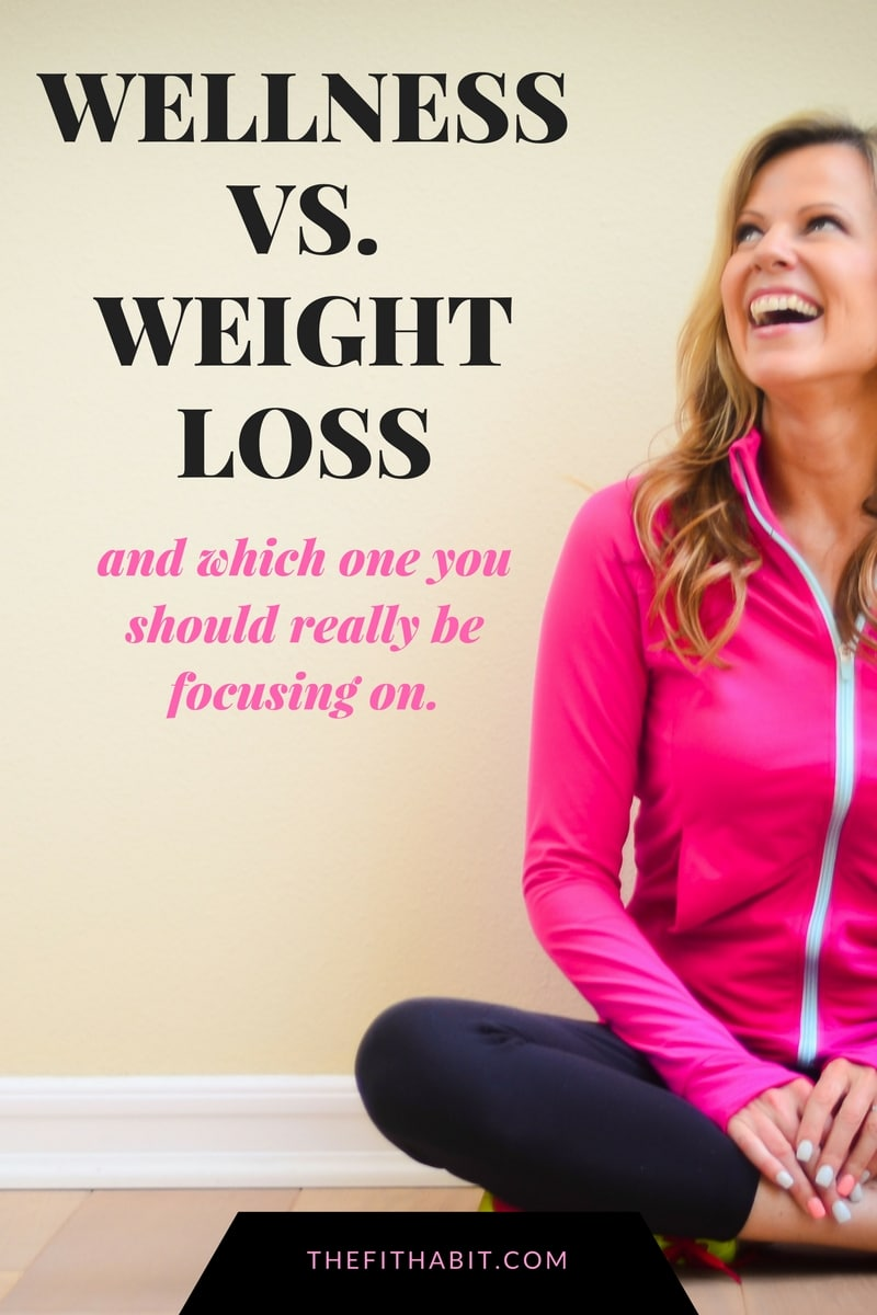 wellness and weight loss