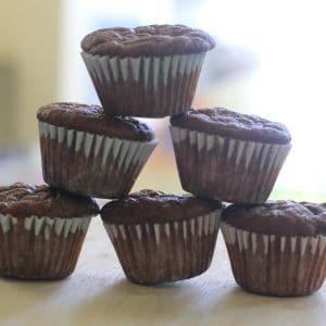 Blood Orange Protein Cupcake Recipe