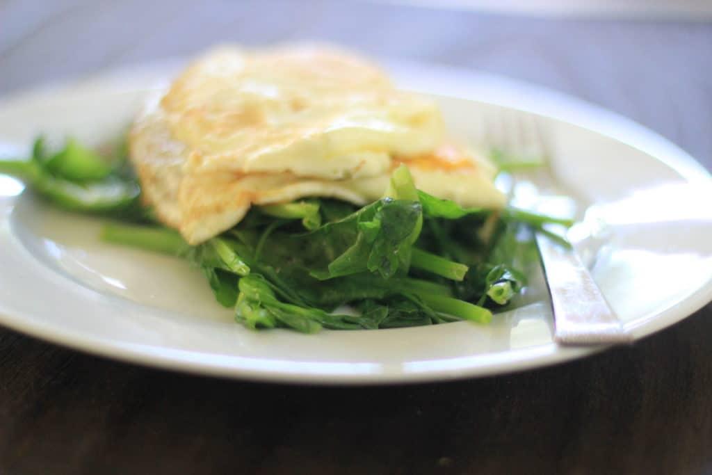 eggs protein breakfast