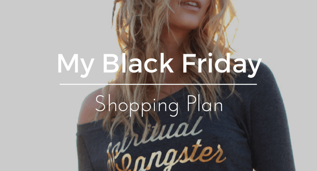 My Athleisurewear Black Friday Shopping List! Yay Leggings!