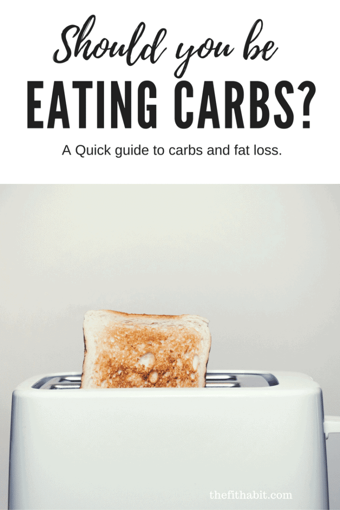 carbs and fat loss
