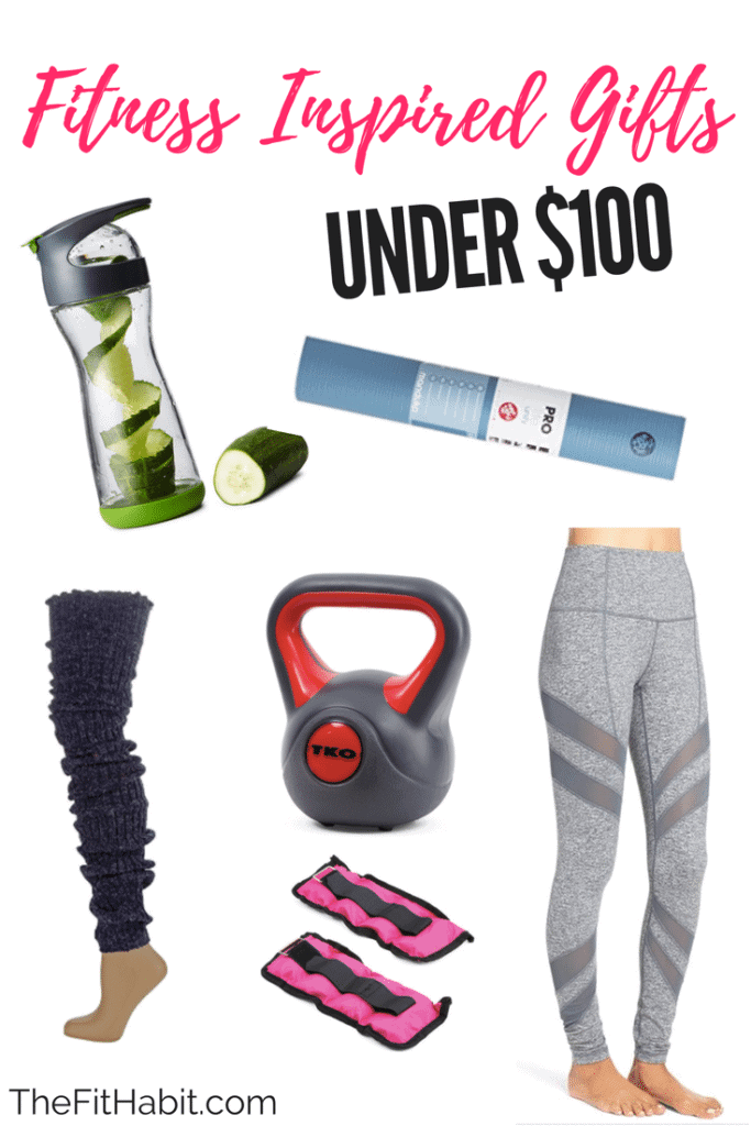 fitness gifts under $100