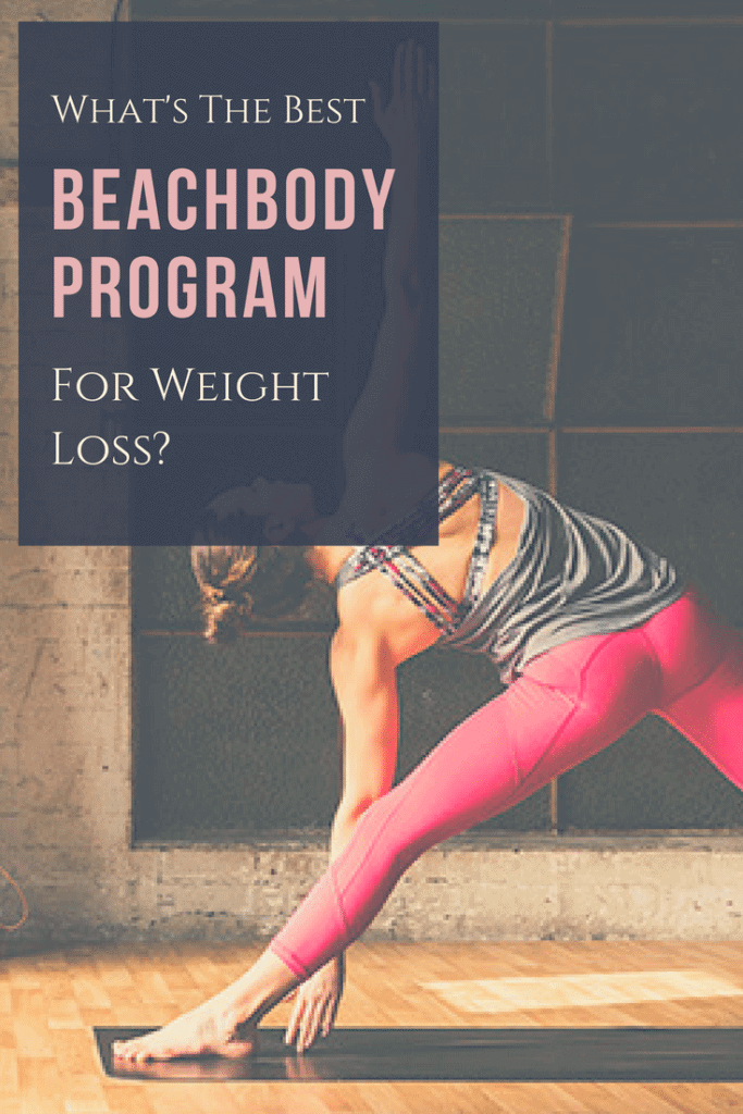 What Are The Best Beachbody Programs For Weight Loss