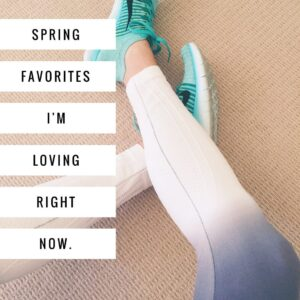 Spring Favorites: High Waists, Long Lasting Color + my Favorite Self-Tanners