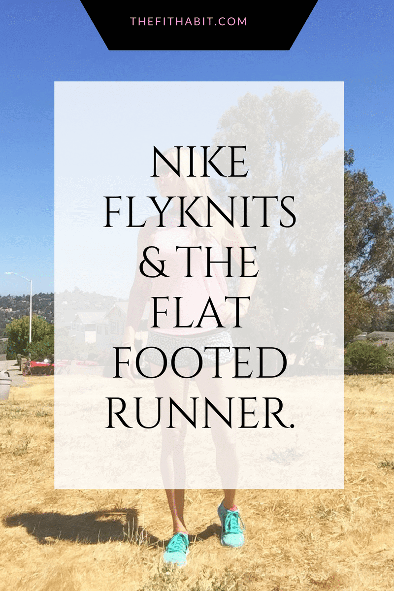 Are Nike FlyKnit Shoes Ideal for Flat Feet?