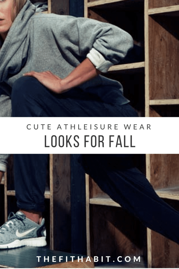 athleisure looks for fall fitness fashion