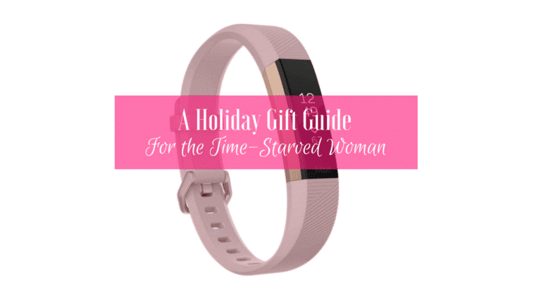 gift guide for women with no time