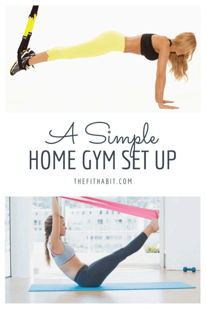 The only home gym equipment you need quick upper body