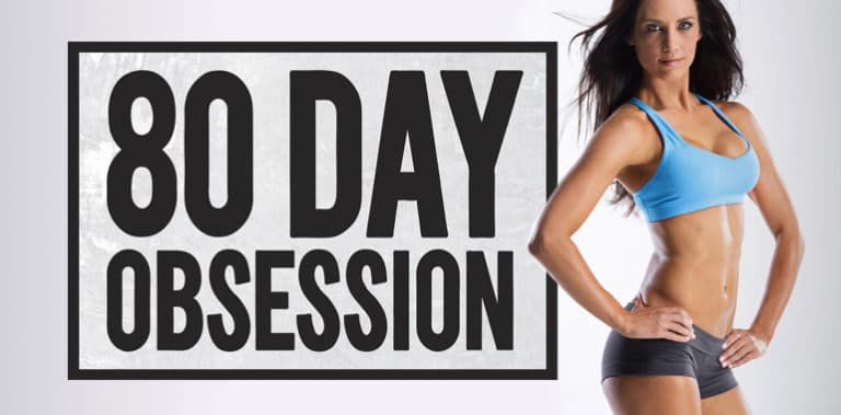 80 day obsession home workout