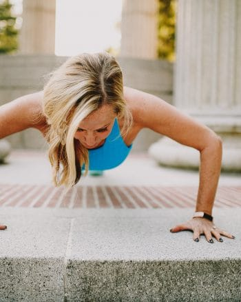 The Most Effective At-Home Workouts For Strength Training, Yoga & Running