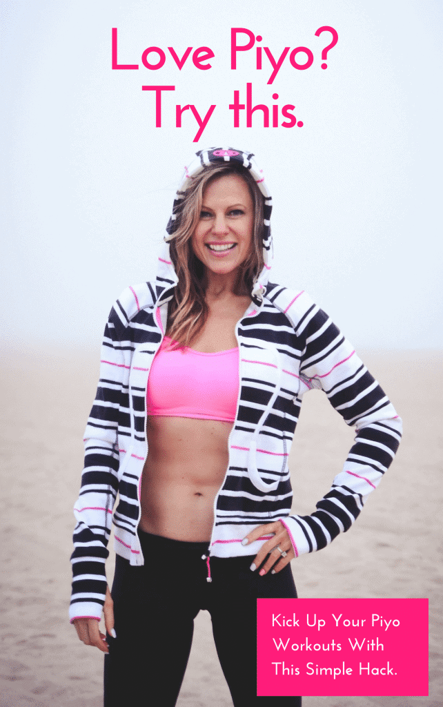 How to improve piyo workout