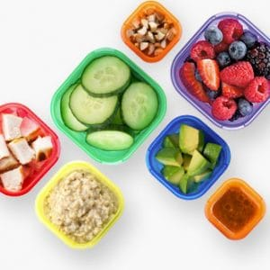 Following a Beachbody Meal Plan Without Containers?  Here's What to do.