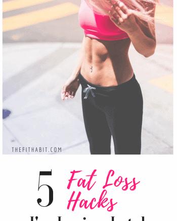 5 Weight Loss Hacks I'm Loving Lately