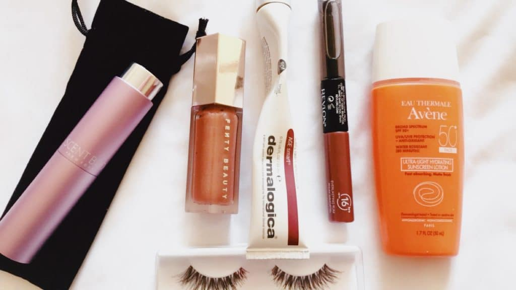 revlon color stay, scentbird, ardell demi whispies