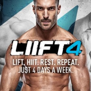 How (and when) to Order Lift 4: The HIIT Program Designed to Improve Metabolic Conditioning & Reduce Belly Fat