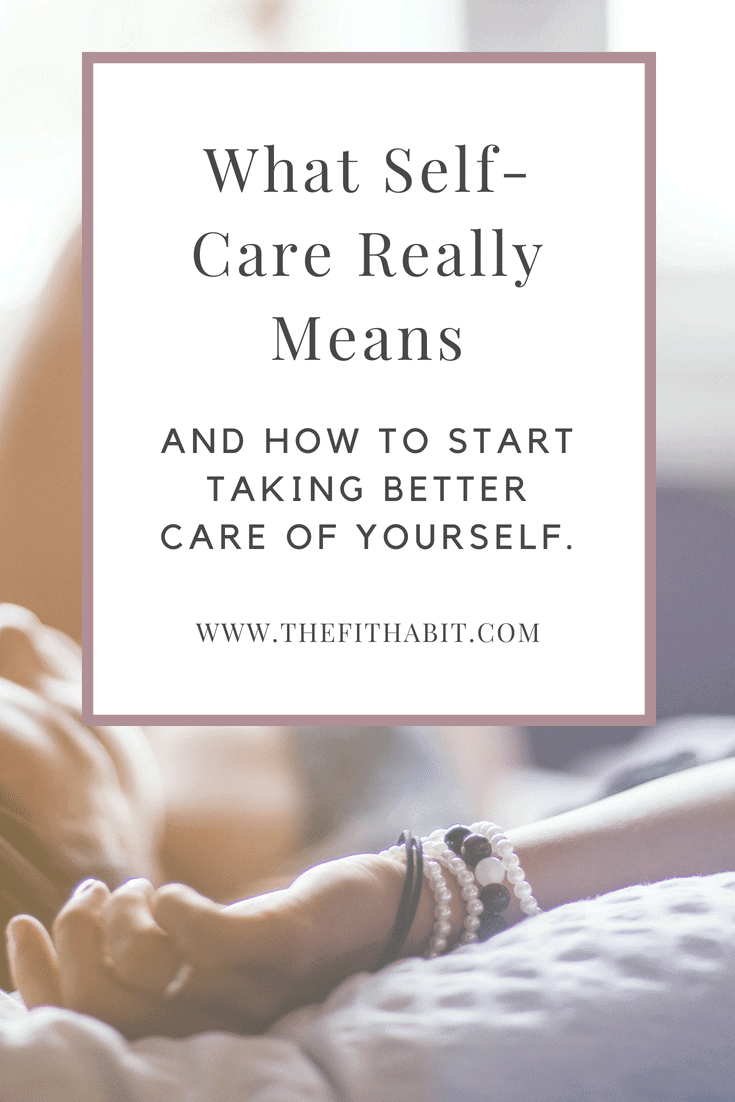 self care health and happiness