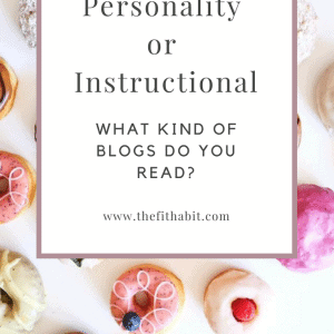 Personality vs informational blogs? Which do you read?