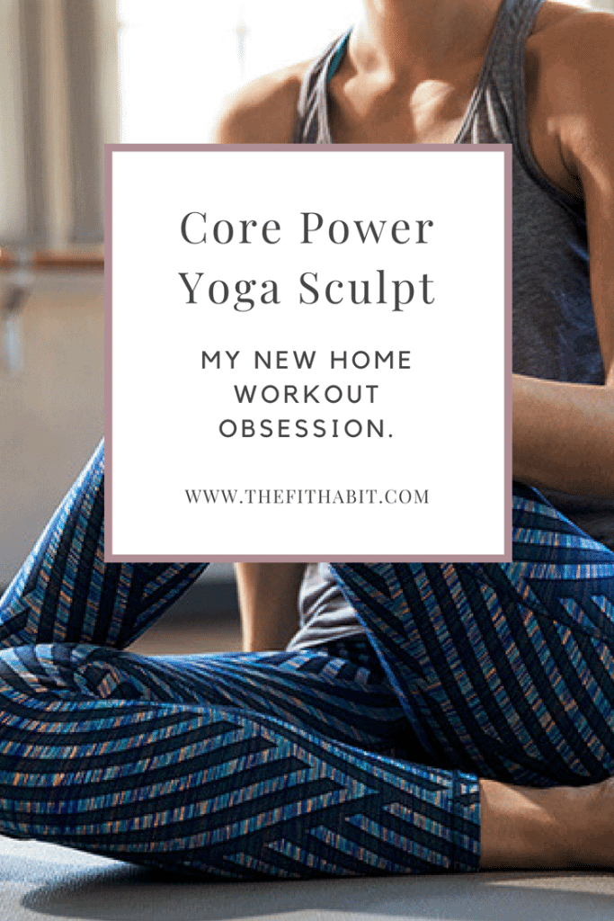 core power yoga sculpt