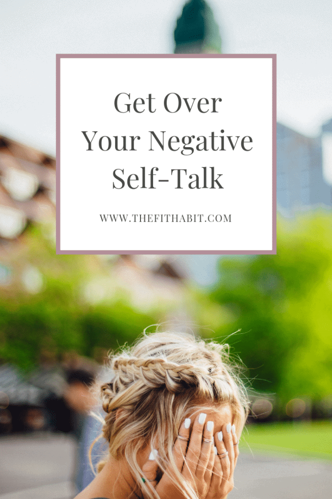 control negative self-talk