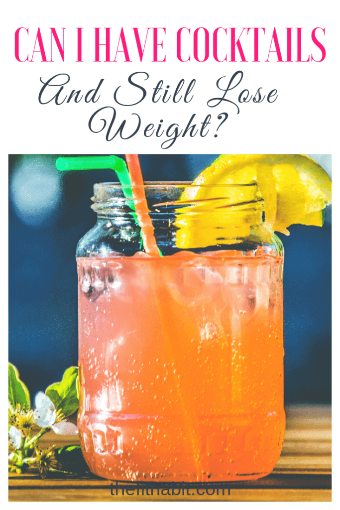 drinking and weight loss