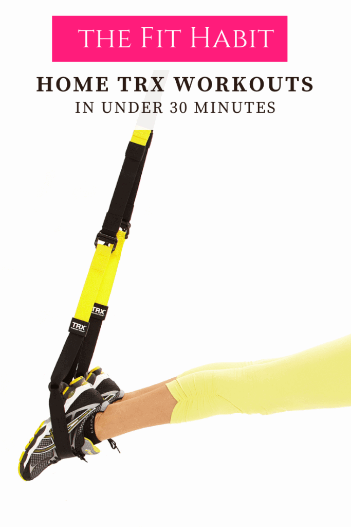 free home TRX workouts