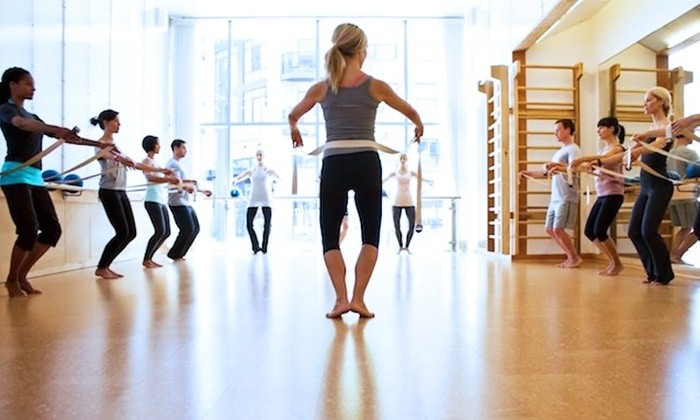 barre3 online workout