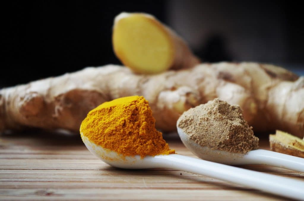 turmeric ginger health benefits