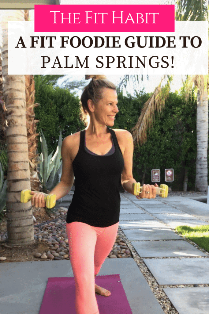 Palm springs fitness and health