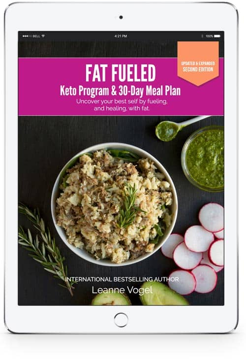 keto guide and meal plan